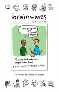 Brainwaves the First Wave by Betsy Streeter cover