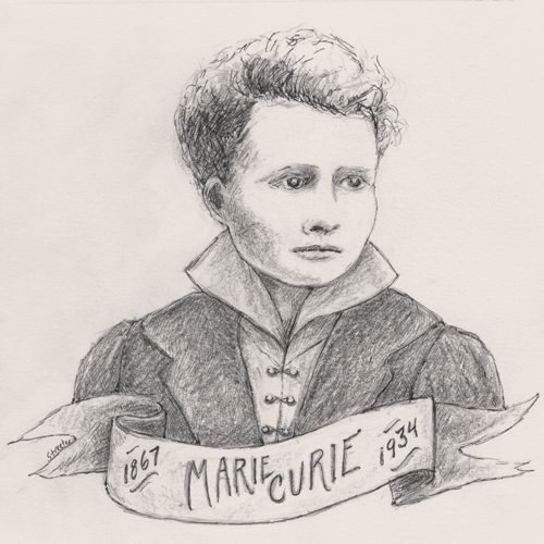 Marie Curie by Betsy Streeter